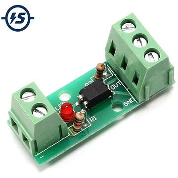 Placa-isolada-pc817-el817-12-v-do-m-dulo-do-isolamento-do-acoplador-1-canal-nenhum