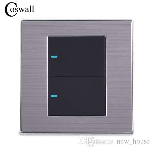 coswall-2-gang-1-way-luxury-led-light-switch