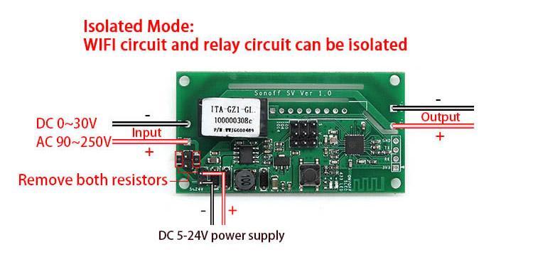 Sonoff-SV-Safe-Voltage-WiFi-Draadloze-Switch